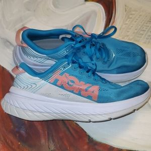 Hoka ONE ONE Carbon X womens runner
